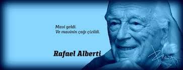 RAFAEL ALBERTİ